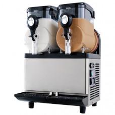 Аппарат для замороженных напитков (гранитор), 2 ванны по 5л, электронный термостат