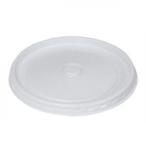 Крышка для контейнера 330мл D 114мм пластик, 500шт