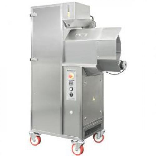 Попкорн-аппарат Vortex Popcorn с сифтером и дозатором, пр-то 12кг/ч