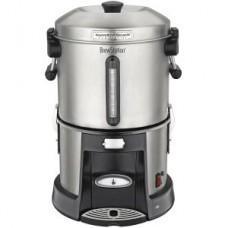 Аппарат для фильтр-кофе, 45 чашек, нержавеющая сталь, 6.65л