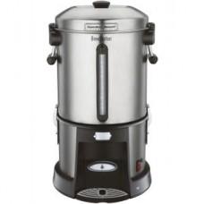 Аппарат для фильтр-кофе, 65 чашек, нержавеющая сталь, 9.6л