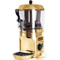 Аппарат для горячего шоколада, корпус под золото, 5л
