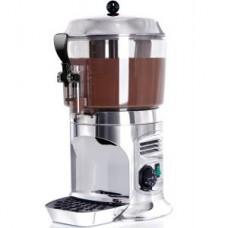 Аппарат для горячего шоколада, корпус под серебро, 5л
