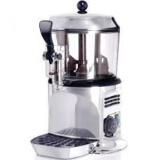 Аппарат для горячего шоколада, корпус под серебро, 3л