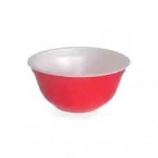 Контейнер для супа 500мл вспененный полистирол красный