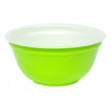 Контейнер для супа 500мл вспененный полистирол зеленый
