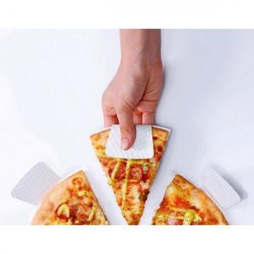 Подложка для пиццы D 35см бумага белая
