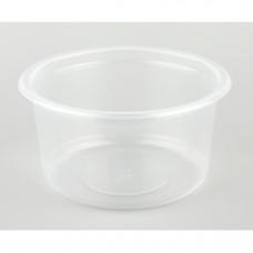 Контейнер для супа 350мл ПП прозрачный