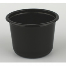 Контейнер для супа 500мл ПП черный