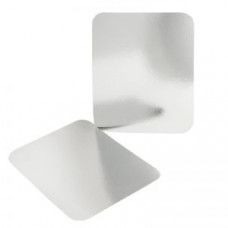 Крышка для прямоугольного контейнера 3180мл алюминий