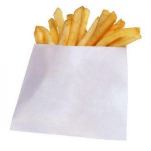 Пакет 100х115мм бумага белый