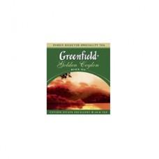 Чай черный пакетированный Greenfield Голден Цейлон