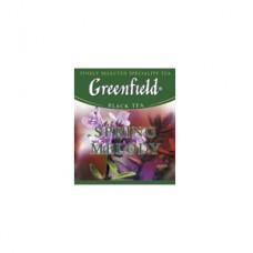 Чай черный пакетированный Greenfield Спринг Мелоди
