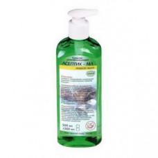 Мыло жидкое с антибактериальным эффектом Асептик МЛ 1л.с дозатором