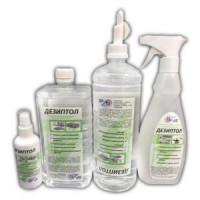 Антисептики для рук и жидкое мыло (10)