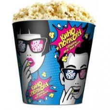V170 Поп-Арт, стакан бумажный для попкорна