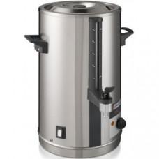 Водонагреватель-кипятильник, 16л, подключение к хол.воде, 30л/ч, терморегулятор, нерж.сталь, двойные стенки