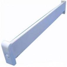 Облучатель бактерицидный, для помещений 40м3, на 2 лампы, настеннный, без ламп, без стартеров