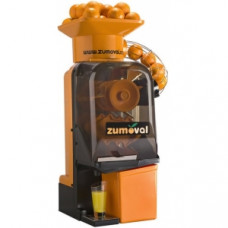 Соковыжималка для цитрусовых, электрическая, настольная, автоматическая, 15шт./мин, электронное управление, бункер, оранжевая