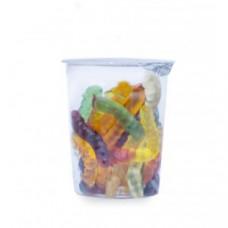 Мармелад жевательный Haribo Червячки Вуммис, стакан, 110г
