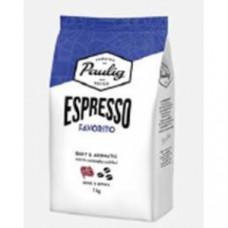 Кофе в зернах Paulig Espresso Favorito 1кг