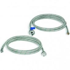 Комплект подключения (вх.G1'-G3/8, вых.G3/4'-G3/4), DN8, 2.0м, пластик, для фильтров PURITY ST