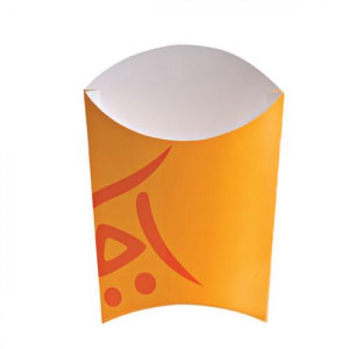 Коробка для картофеля фри 70x32x90мм WHIZZ бумага, 1300шт