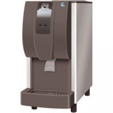 Льдогенератор-диспенсер для гранулированного льда, 60кг/сут, бункер 1.9кг, возд.охлаждение, корпус нерж.сталь, форма кубик