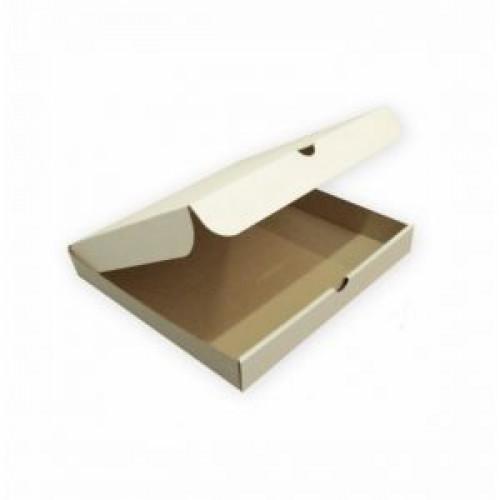 Коробка для пиццы 440х436х45мм картон белый, 50шт