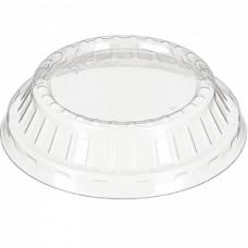 Крышка для креманки Кристалл D 95мм пластик прозрачный