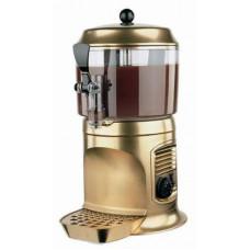 Аппарат для горячего шоколада, корпус под золото, 3л