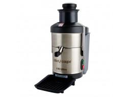 Соковыжималка для овощей и фруктов электрическая, настольная, до 120л/ч, 3000об/мин, Время приготовления стакана сока - 7с. Функция антиразбрызгивания.