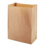 Пакет 290х220х120мм прямоугольное дно бумага крафт