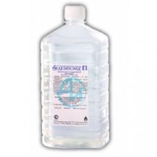 Антисептик кожный для рук, несмываемый, содержит хлоргексидина биглюконата Дезихэнд 1 л.
