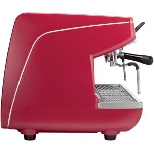 Кофемашина-полуавтомат, 1 группа (выс.), бойлер 5л, красная, 220V