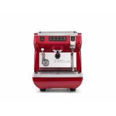 Кофемашина-автомат NUOVA SIMONELLI APPIA LIFE 1GR V 220V RED+HIGH GROUPS