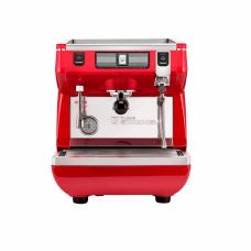 Кофемашина-полуавтомат NUOVA SIMONELLI APPIA LIFE 1GR S 220V RED+HIGH GROUPS