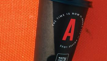 Заказ и брендирование бумажного стакана