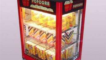 Статья: Тепловые витрины для баров самообслуживания
